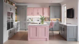 Minster Painted Kitchen